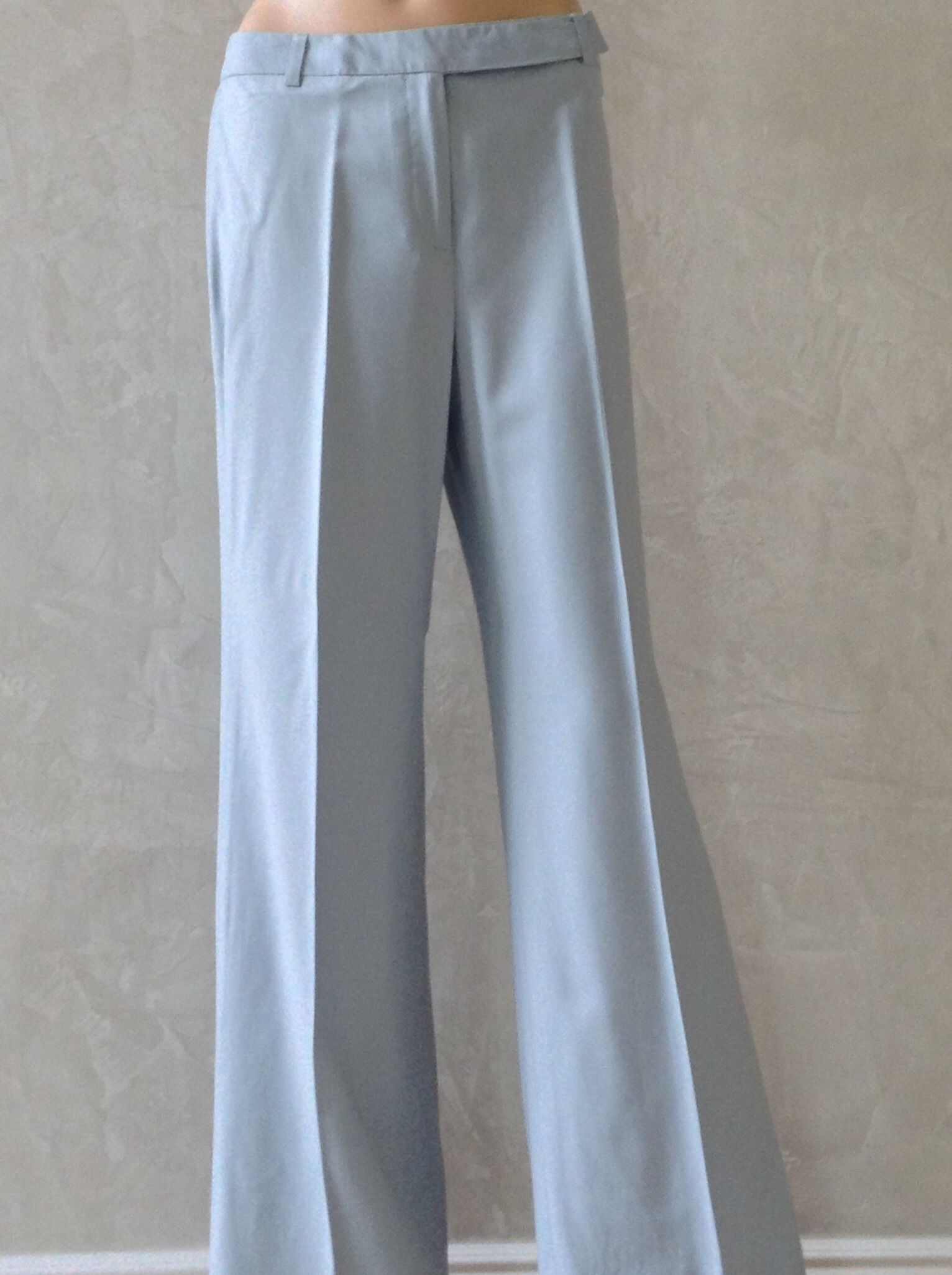 Austin Reed Light Blue Pants Size 8 Blue Pants Light Blue Pants Resale Clothing