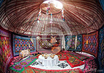 pinЕлена 3ebc on kazakh style | pinterest | yurt interior
