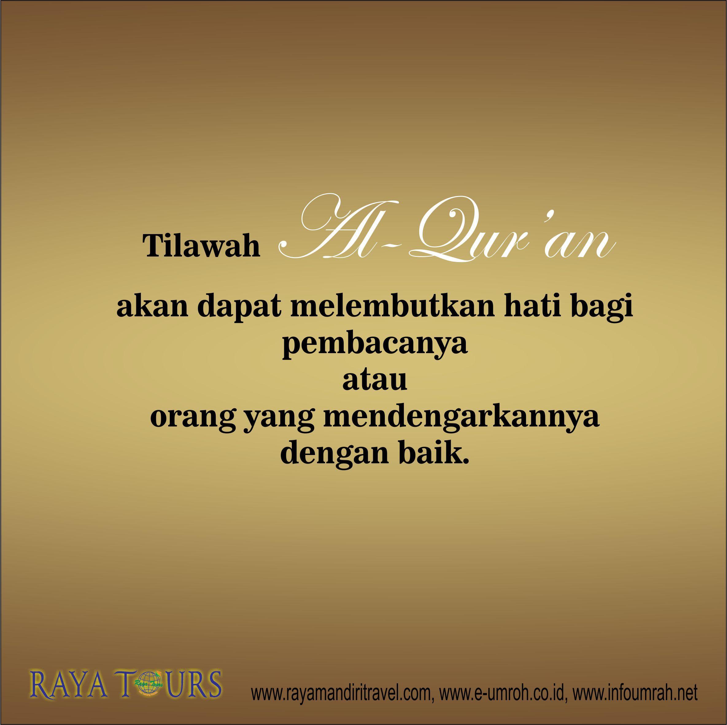 Mutiara Al Quran Kata Mutiara Agama Kata Kata Penyejuk Hati Dalam