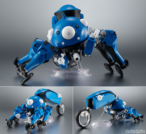 Robot Spirits Side Ghost Tachikoma Ghost In The Shell Sac 2045 Ghost In The Shell Sac 2045 Bandai Spirits In 2020