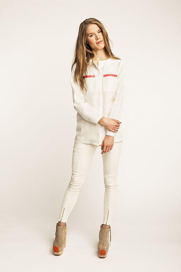 Pihla Blouse - Named | Schnittmuster Blusen & Shirts | Pinterest ...