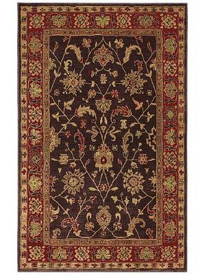 Karastan Rugs Knightsen Southwood Coffee $199.99 per rug #interiors #decor #black #traditional #nylon #rugs