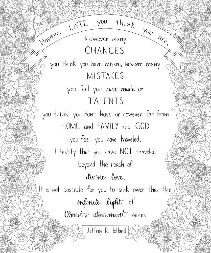 Printable Coloring Pages Christ S Atonement Coloring Pages
