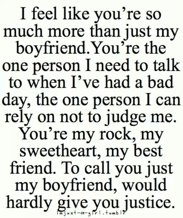 The way i feel about mine :) | Cute boyfriend quotes ...