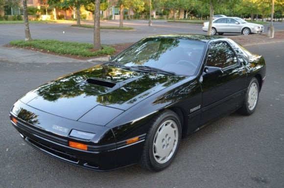 Seller Submission 24k Mile 1987 Mazda Rx7 Turbo Mazda Rx7 Rx7 Mazda