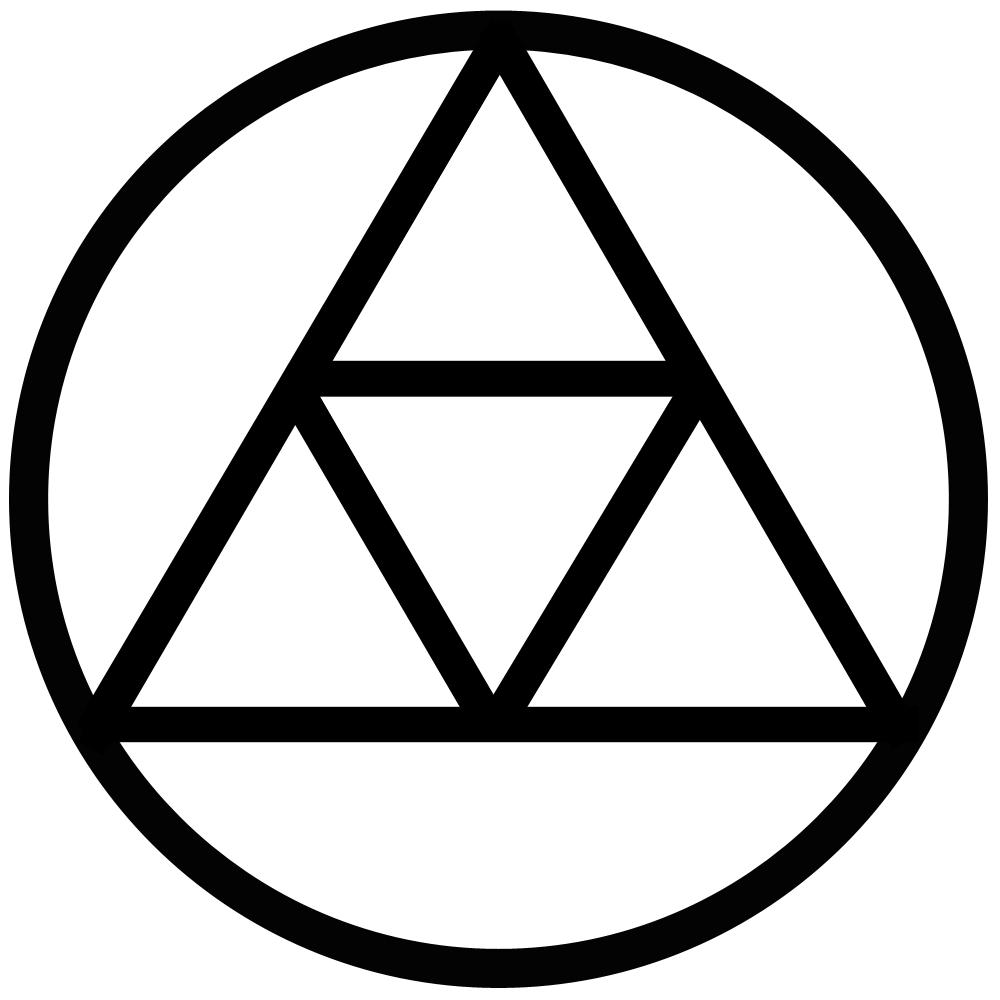 Tumblr Static Triforce Png 1000 1000 Triforce Symbol Triforce Brother Symbol