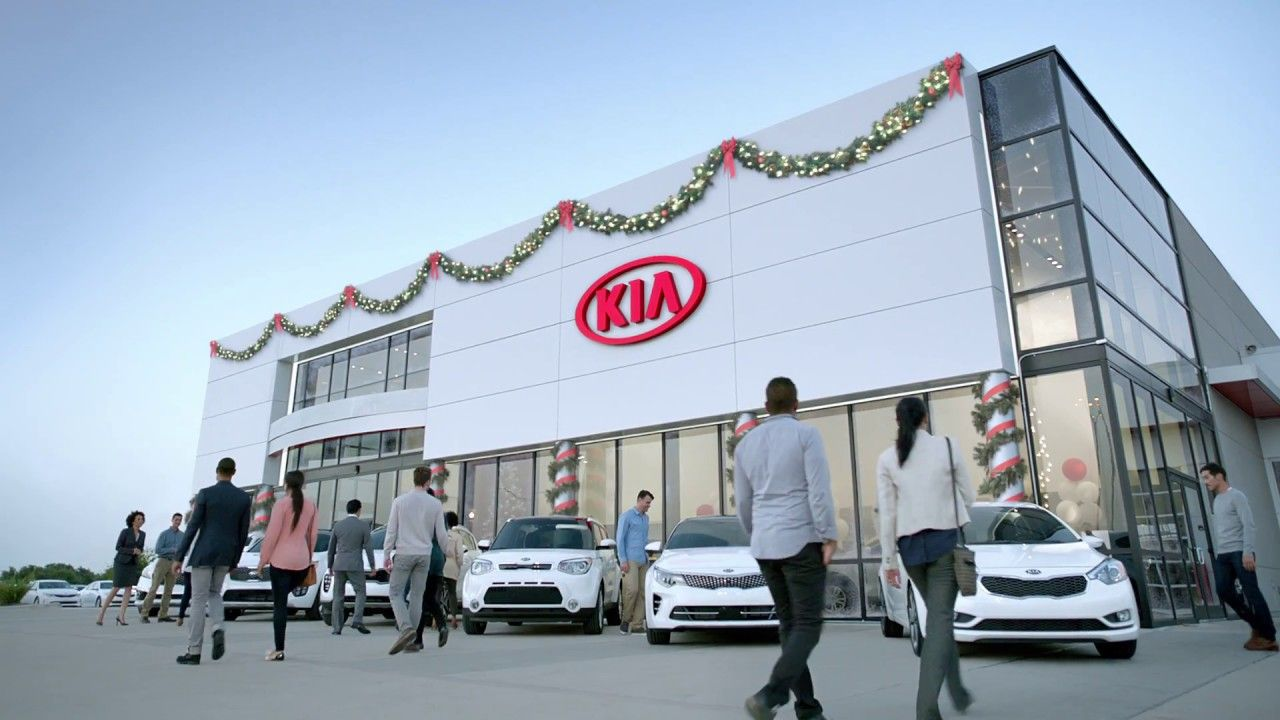 It's the Kia Holidays On Us Sales Event https://youtu.be/EwfzubRbVUQ