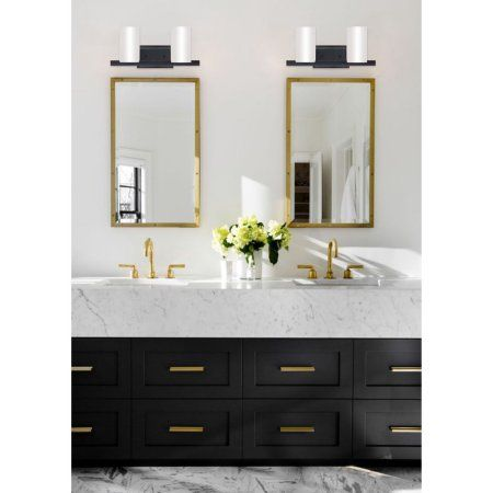 Livex Lighting Astoria 2 Light Bath Vanity - Walmart.com