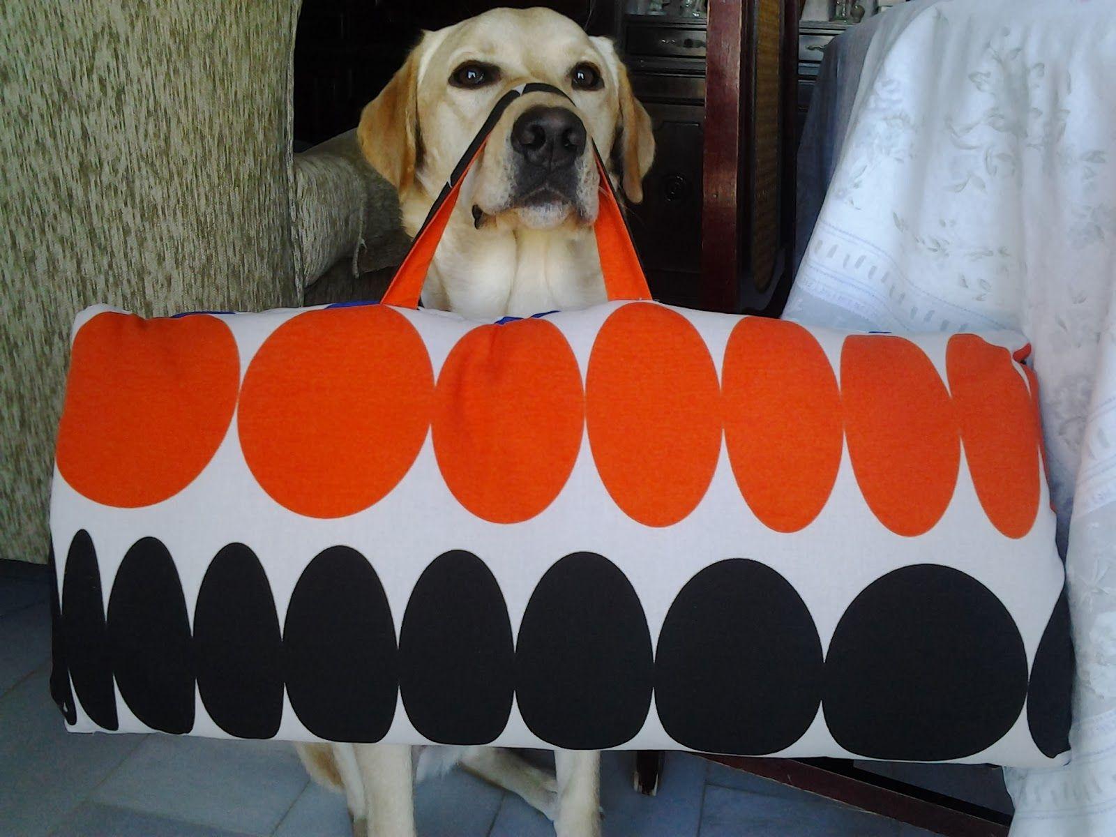 Cama de viaje para perros