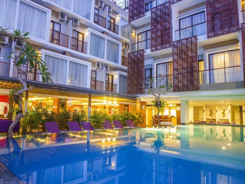 Hotel Horison Seminyak Bali Bali Hotels Accommodation Bali Hotels Hotel Bali House