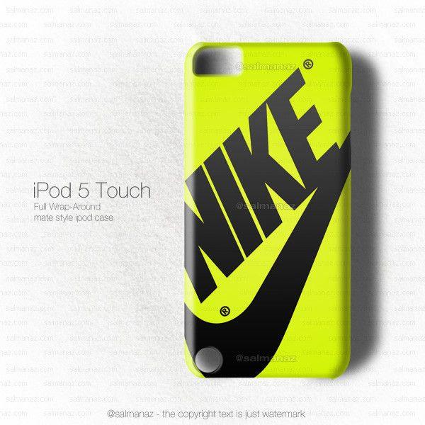 Nike Just Do It Sport Apparel Ipod 5 Touch Case Salmanaz Case Ipod Ipod 5