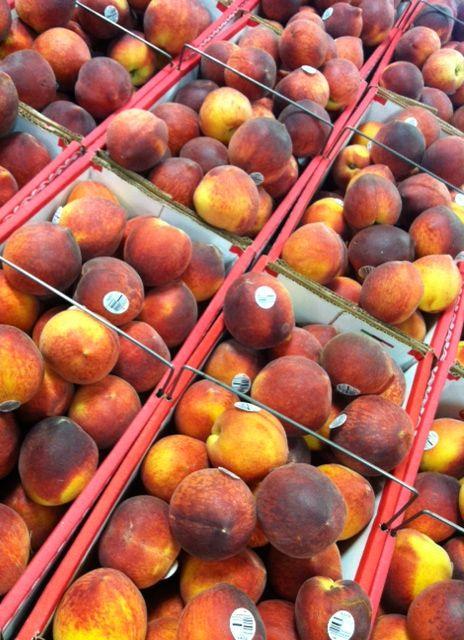 Fresh Georgia Peaches!