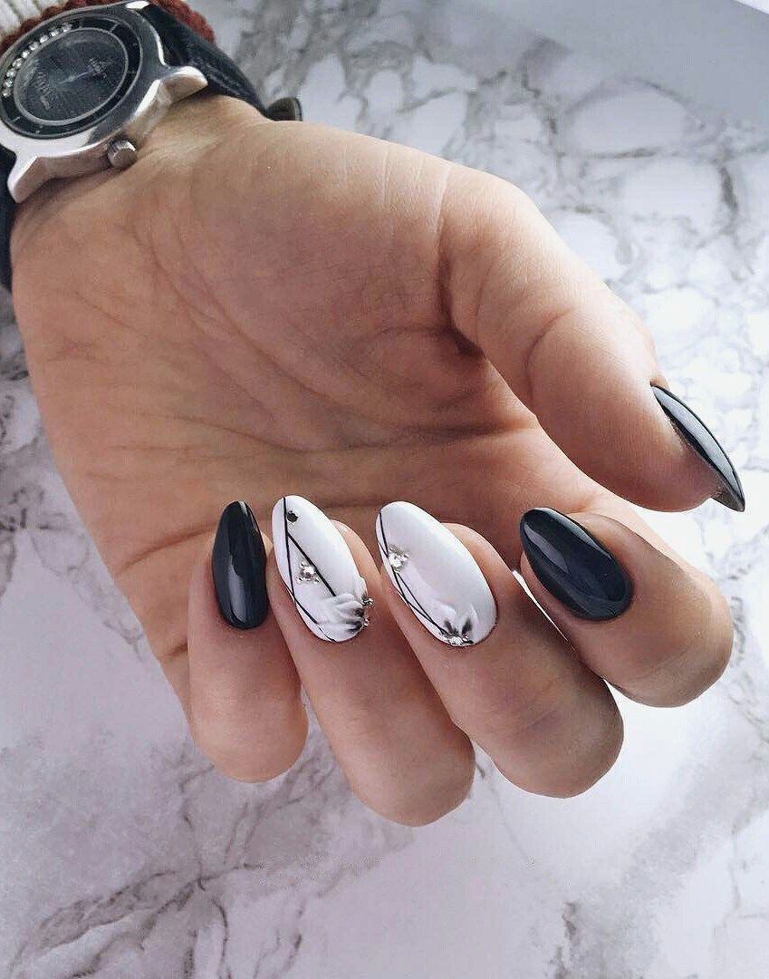 Amazing Winter Nail Designs That Will Your Try Nails Pinterest