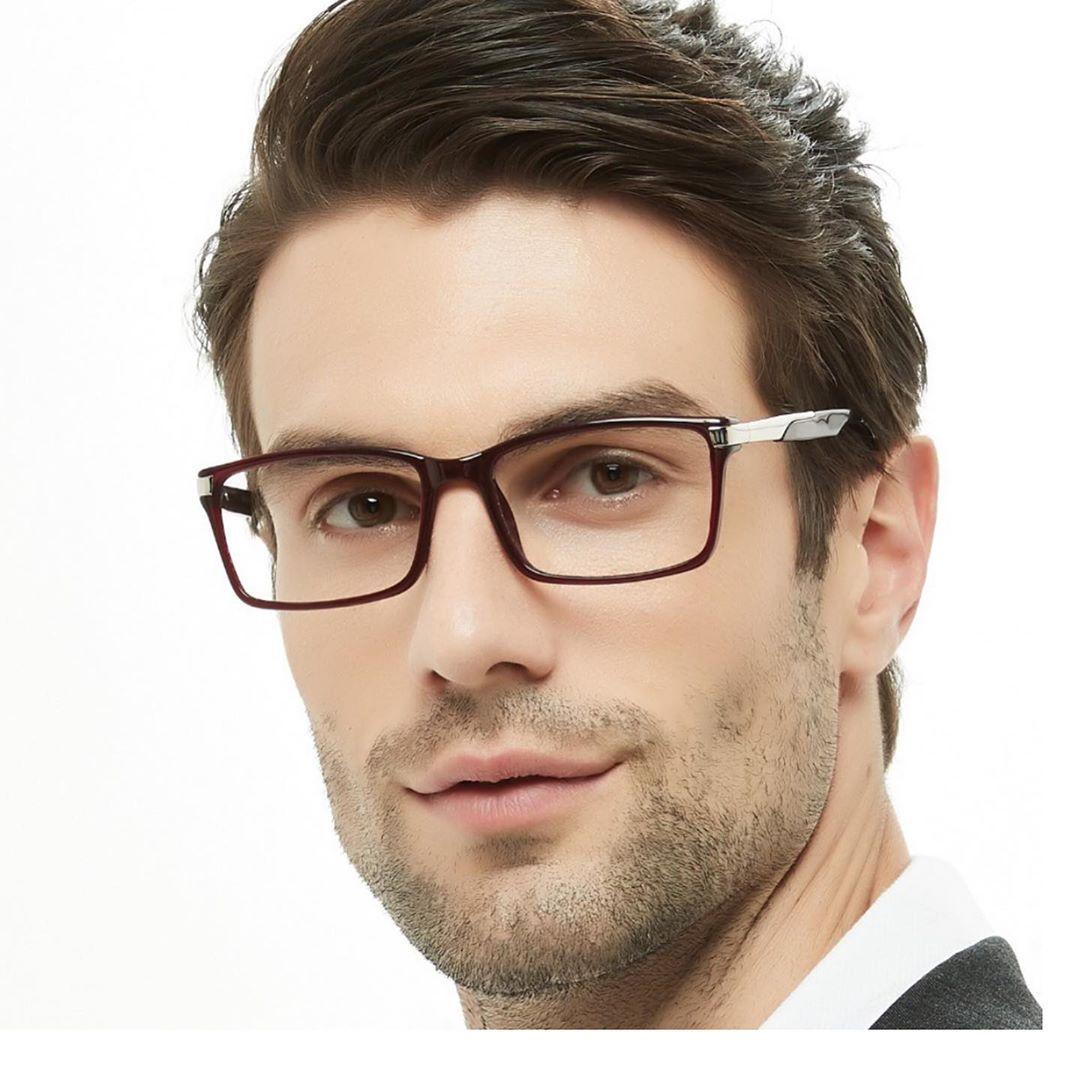 نظارات طبية رجالية 2019 500dh Cat Eye Half Frame Glasses Frames Men Women Optical Fashion Computer Glasses Luxurycarlifestyle