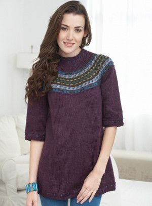 Modern Icelandic Sweater All Star Free Knitting Patterns Sweater