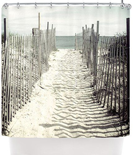beach theme shower curtains gifts for home decor lovers | Home decor ...