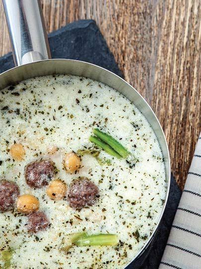 Yoğurt çorbası Tarifi - Türk Mutfağı Yemekleri - Yemek Tarifleri