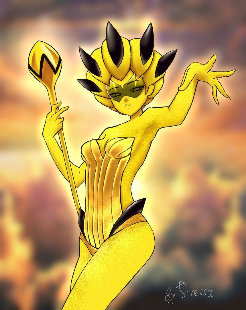 Style Queen (akuma, akumatized, villain, Miraculous LadyBug
