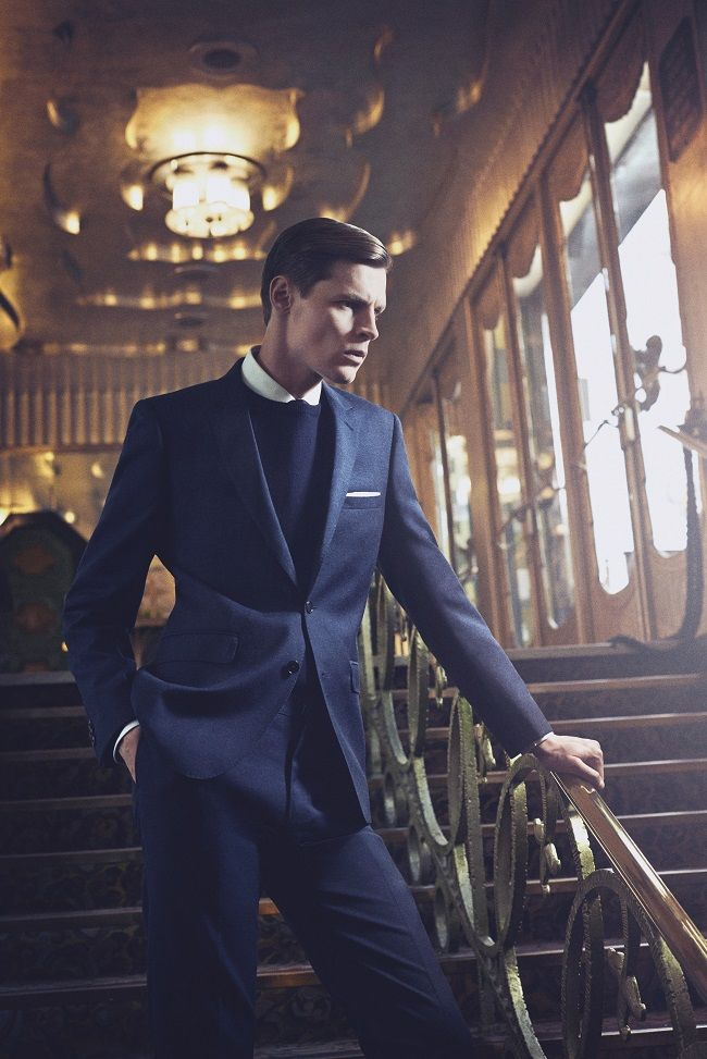Reiss AW13 The Journeyman
