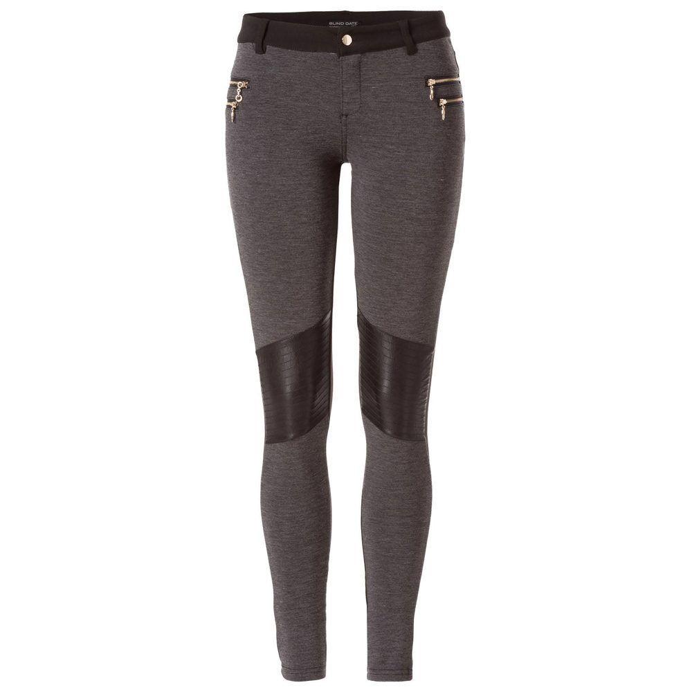 Leggings im Bikerhosen-Stil 041041042 | 42