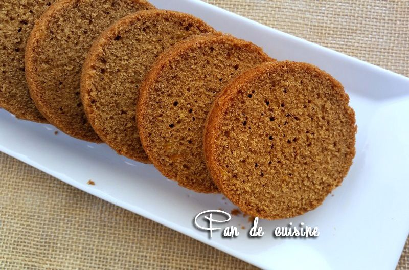 Pain d'épices خبز التوابل