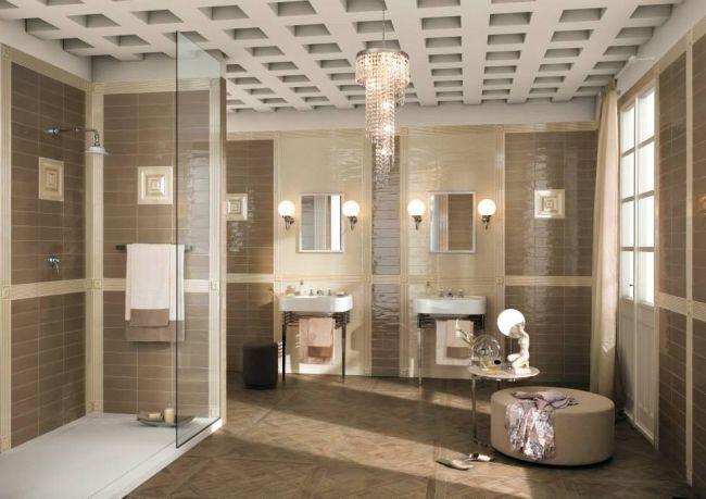 Badezimmer Modern Braun High Definition   Badideen ...