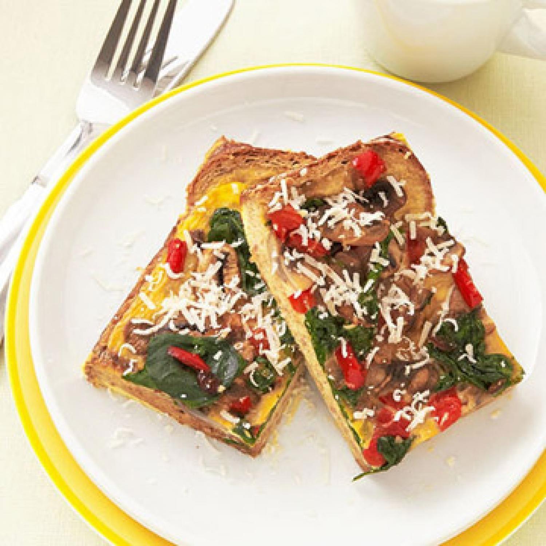 Lose 10 Pounds Diet: 300-Calorie Breakfasts