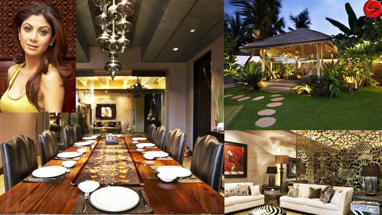 Shilpa Shetty's House - Inside | House inside, Celebrity houses ...