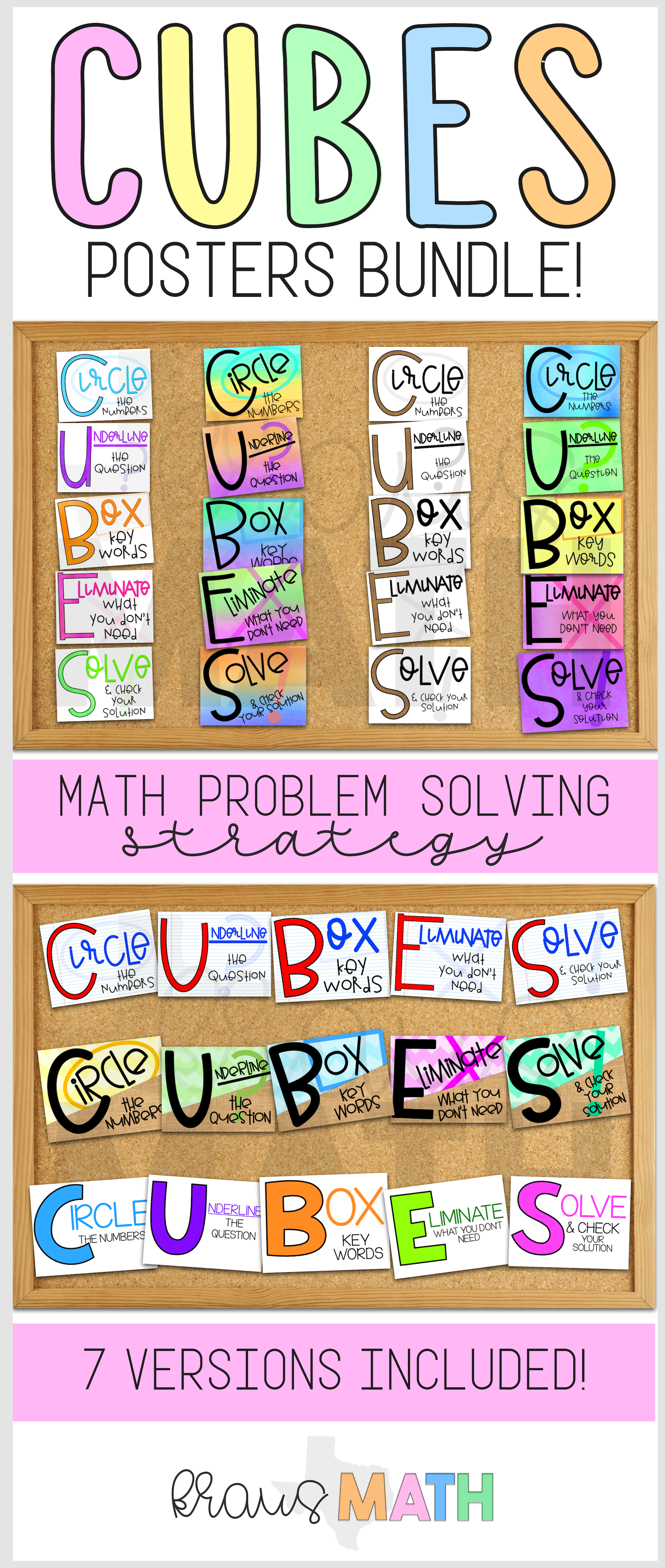 eworkshop problem solving posters