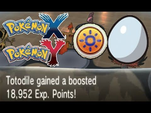 pokemon x and y super fast level up tutorial walkthrough tips