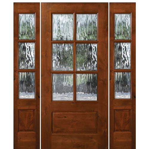 Tdl Ka 6 Lite 68 1 2 French Doors French Doors Interior Wood Exterior Door