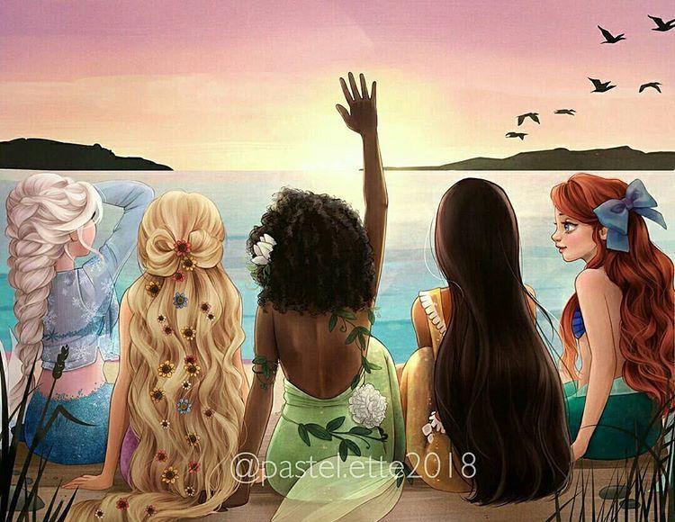 Disney Princess Hawaiian Vacation #disneyprincess Disney Princess Hawaiian Vacation #disneyprincess