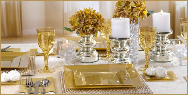 Gold Tableware Gold Party Supplies Party City Gold Party Decorations Gold Party Elegant Holiday Party