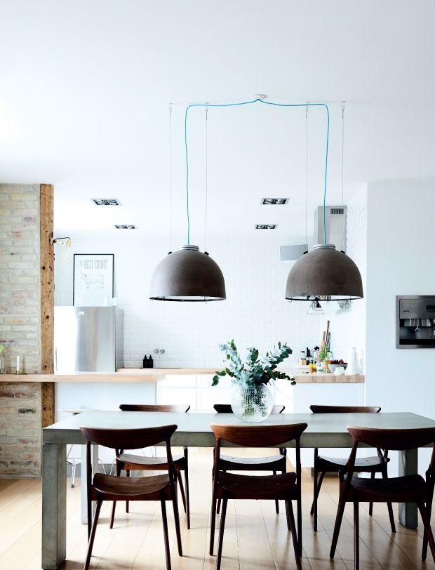 Bolig Lejlighed I Ra Og Cool Stil Urban Look Appartement Et Decoration