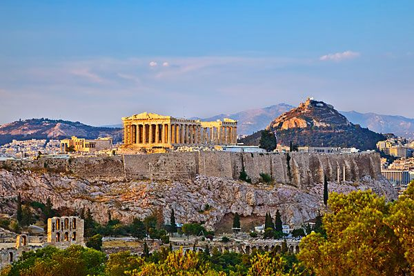 Athens, Greece-can't wait to go back