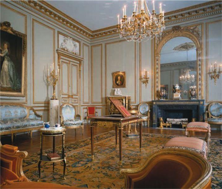 French Interiordesign Ideas: Neoclassical Interior Photos