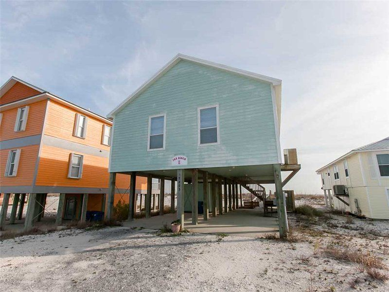 3752 4 bedroom house rental in gulf shores waterfront and parking read reviews and view 22 photos from tripadvisor