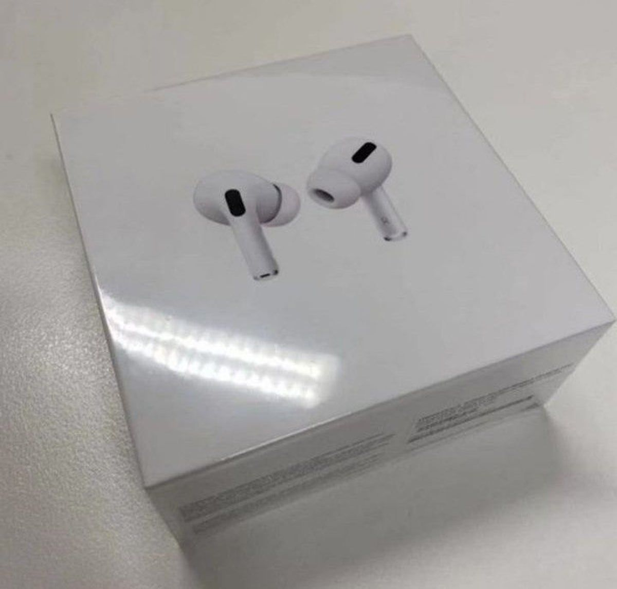 Airpods Pro New Open Box Produkty Apple Smartfon Aksessuary