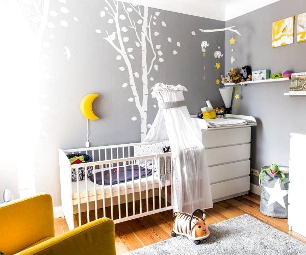 Umbau Schlafzimmer zum Kinderzimmer Babyzimmer ...