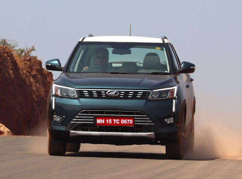 Mahindra Xuv300 Vs Maruti Brezza Vs Tata Nexon Vs Ford Ecosport Spec Comparison Ford Ecosport Compact Suv Suv