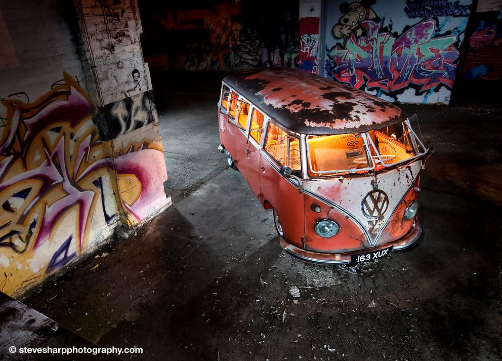 Bourbon Bus