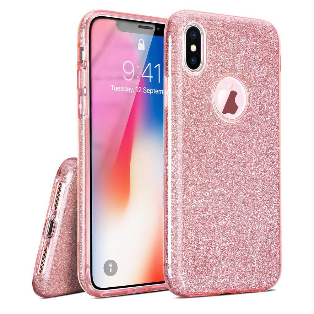 Glitter Iphone Case Ideas  glitteriphonecase  glitterphonecase Hybrid Women  Girl 6D Glitter Sparkle 3in1 Armor Case Cover For iPhone XS Max -  0.85 (0  Bids) ... 93c2c2e687