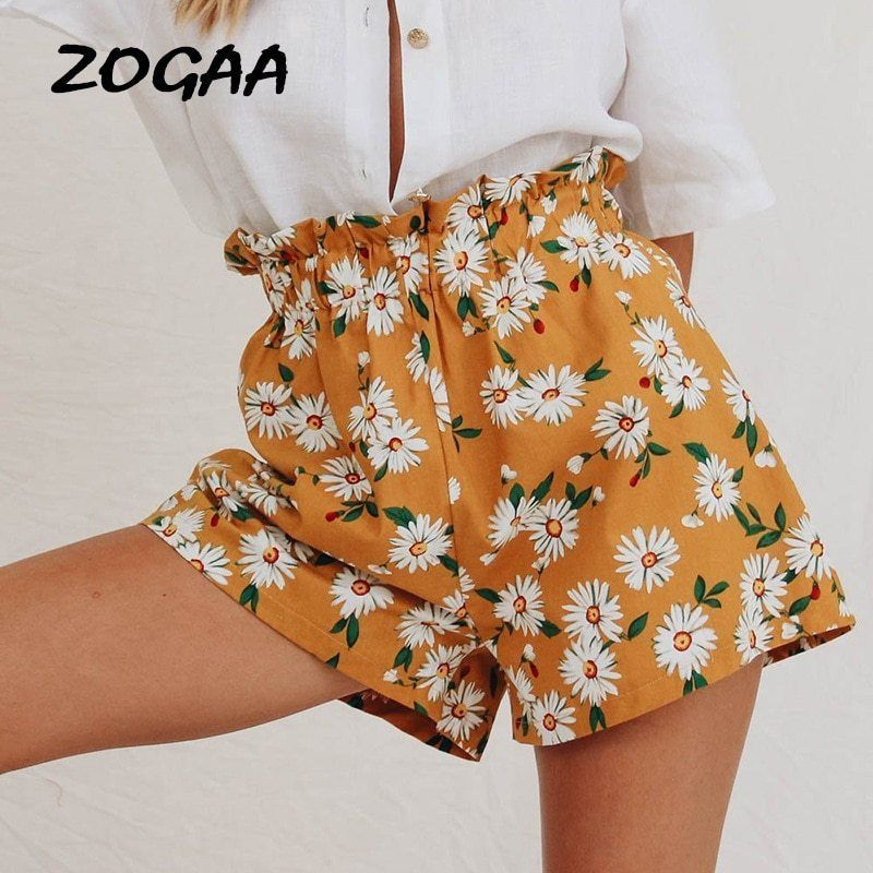 ZOGAA Bohemian Ginger Frilled Trim Elastic Waist Floral Print Shorts Women Summer High Waist Beach Style Casual Chiffon Shorts #chiffonshorts original price($):22.36 sale price($):11.18 See buy options out of stock date:2024/7/2 discount:50% Returns accepted if product not as described.Free Shipping is available. AliExpress is an online marketplace created by Alibaba.com. On AliExpress, buyers from more than 200 countries and regions order items in bulk or one at a time — all at low wholesale #chiffonshorts