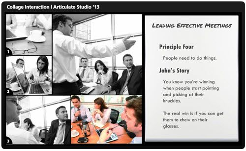 Articulate community Elearning Examples community blog Includes - online quiz templates