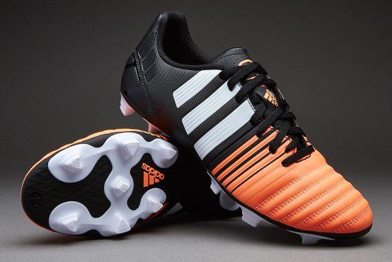 Adidas Nitrocharge 4.0 Fg- Black football shoes