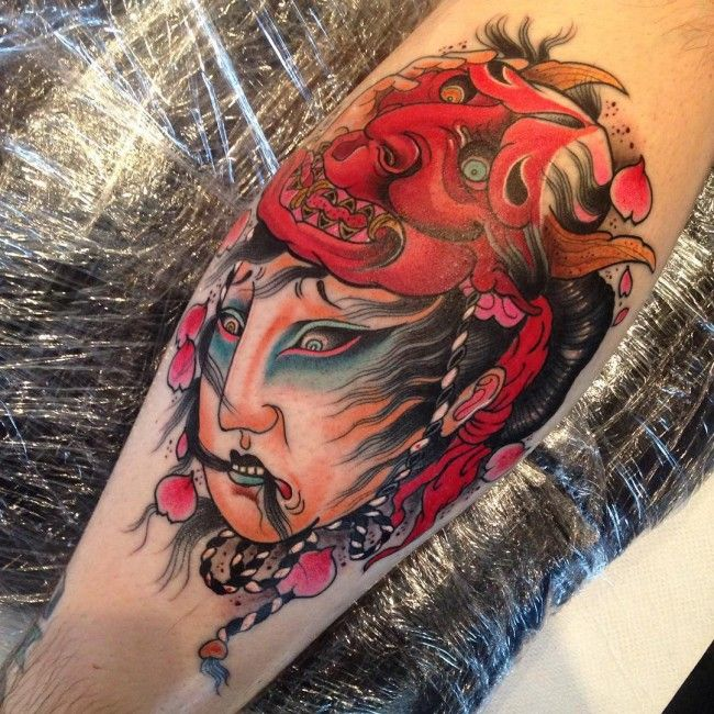 133 Traditional Japanese Tattoo Designs And Their Meanings