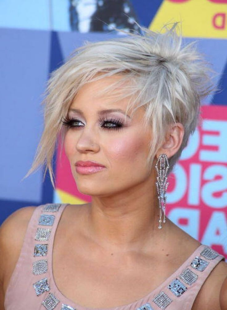 20 Best Funky Short Hair Edgy short hair, Short