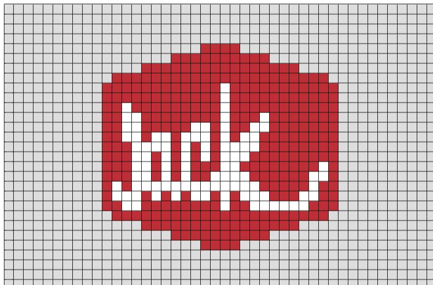Jack In The Box Pixel Art Pixel Art Lego Art Pixel Art Design