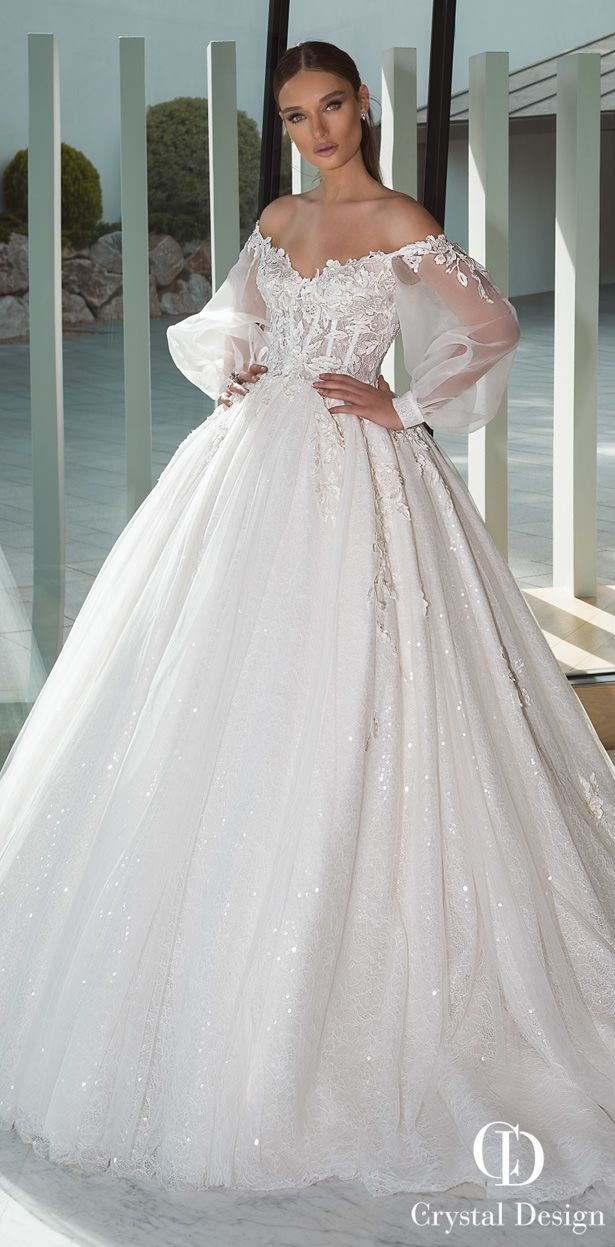 Crystal Designs Wedding Dresses 2019 (With images