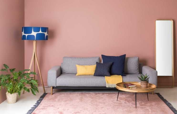 Nice Scandinavian Living Room Furniture Composition - Living Room ...